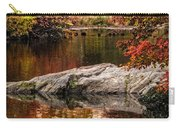Autumn Duck Couple Carry-all Pouch