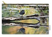 Autumn Duck Reflections Carry-all Pouch