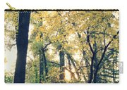 Autumn Evening Carry-all Pouch by Jessica Myscofski