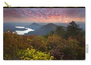 Autumn Evening Star Carry-all Pouch by Debra and Dave Vanderlaan