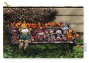 Autumn - Family Reunion Carry-all Pouch by Mike Savad