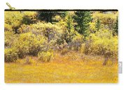 Autumn Fire In The Grass Carry-all Pouch