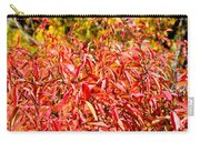 Autumn Flames Carry-all Pouch