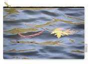 Autumn Floats Away Carry-all Pouch