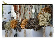 Autumn Flower Box Carry-all Pouch