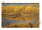 Autumn Foliage Surrounds A Pool In The Carry-all Pouch