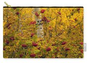 Autumn Forest Colors Carry-all Pouch