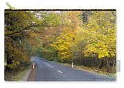 Autumn Forest Road Carry-all Pouch