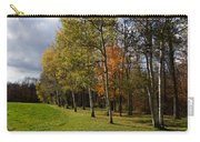 Autumn Forests And Fields Carry-all Pouch