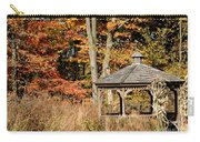 Autumn Gazebo Carry-all Pouch