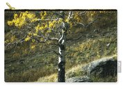 Autumn Glow - Yellowstone Carry-all Pouch