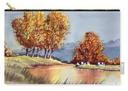 Autumn Golds Carry-all Pouch