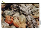 Autumn Gourds 2 Carry-all Pouch
