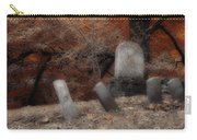 Autumn Graveyard Carry-all Pouch