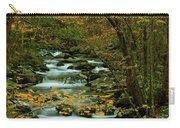 Autumn Greenbriar Cascade Carry-all Pouch