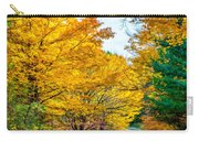 Autumn Hike - Paint Carry-all Pouch
