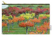 Autumn Hillside Orchard Carry-all Pouch