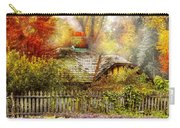 Autumn - House - On The Way To Grandma's House Carry-all Pouch