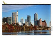 Autumn In Austin Carry-all Pouch