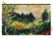 Autumn In Bois Jacques  Carry-all Pouch