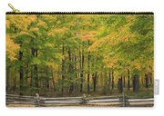 Autumn In Door County Carry-all Pouch