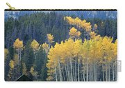 1m9359-autumn In Jackson Hole Ranch Country Carry-all Pouch