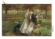 Autumn In Kensington Gardens Carry-all Pouch