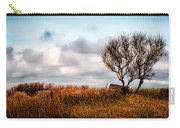 Autumn In Maine Carry-all Pouch by Bob Orsillo