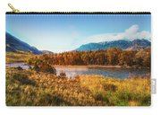 Autumn In Montana Carry-all Pouch