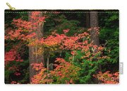 Autumn In Mount Rainier Forest Carry-all Pouch