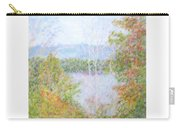 Autumn By The Lake In New Hampshire Carry-all Pouch