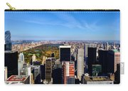 Autumn In New York City Carry-all Pouch