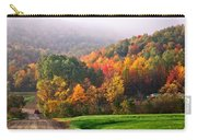 Autumn In New York Carry-all Pouch