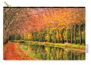 Autumn In Provence Carry-all Pouch