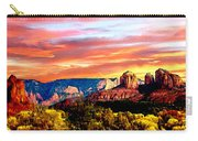 Autumn In Red Rock State Park Carry-all Pouch