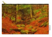 Autumn In Sproul State Forest Carry-all Pouch