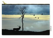 Autumn In Strathglass Carry-all Pouch
