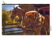 Autumn In Sturbridge Carry-all Pouch