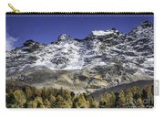 Autumn In The Alps 1 Carry-all Pouch