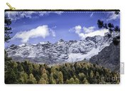 Autumn In The Alps Carry-all Pouch