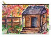 Autumn In The Backwoods Carry-all Pouch