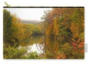 Autumn In The Butternut Valley-five Carry-all Pouch