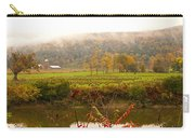 Autumn In The Butternut Valley-six Carry-all Pouch