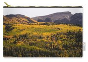 Autumn In The Colorado Mountains Carry-all Pouch