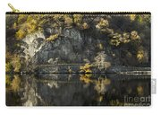 Autumn In The Lake Carry-all Pouch