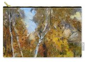 Autumn In The Marshes Carry-all Pouch