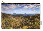 Autumn In The Blue Ridge Mountains Carry-all Pouch
