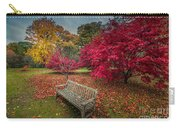 Autumn In The Park Carry-all Pouch
