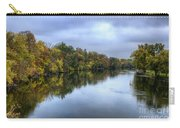 Autumn In The River Carry-all Pouch