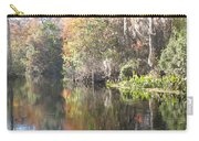 Autumn In A Swamp Carry-all Pouch